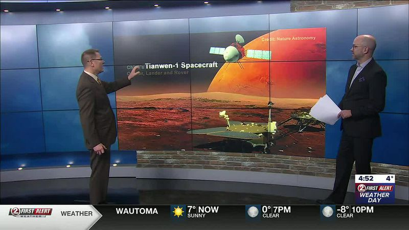 Brad Spakowitz and Chris Roth discuss three missions arriving at Mars this month