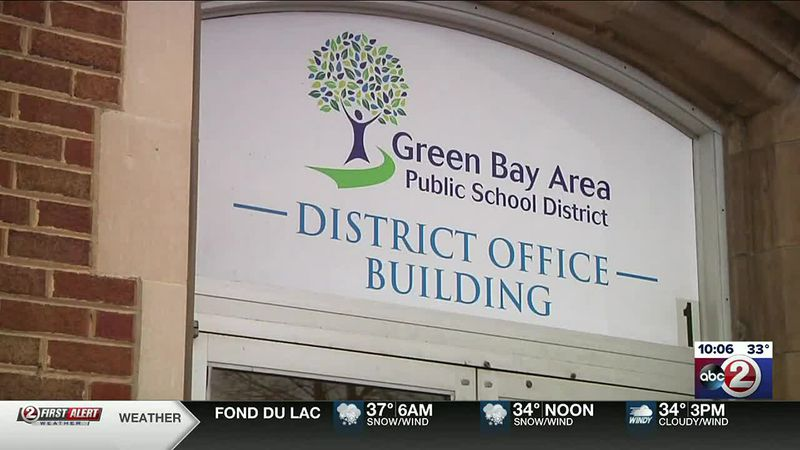 Green Bay Area Public School District offices