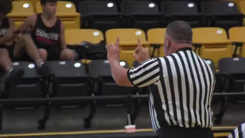Referee shortage impacting recreational sports leagues