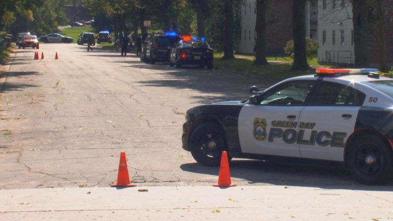 Green Bay police investigate shots fired at Ricky Dr. and Vine St. on the east side on Sept....