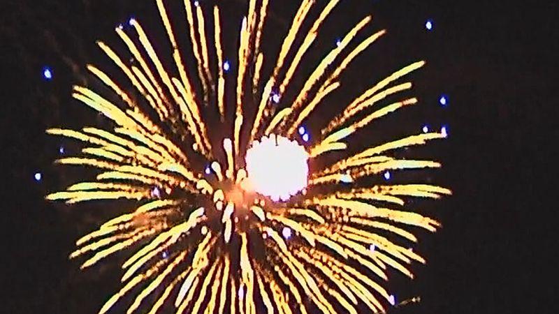 Green Bay Firework