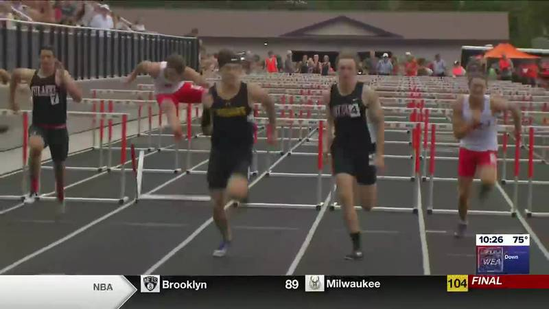 WIAA Track Sectional highlights