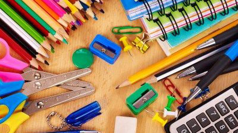 School supplies can be dropped off in the lobby of Kannapolis City Hall (401 Laureate Way), 8...