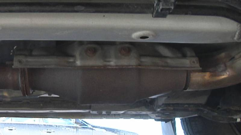 Police in Northeast Wisconsin are seeing an increase in stolen catalytic converters. The value...
