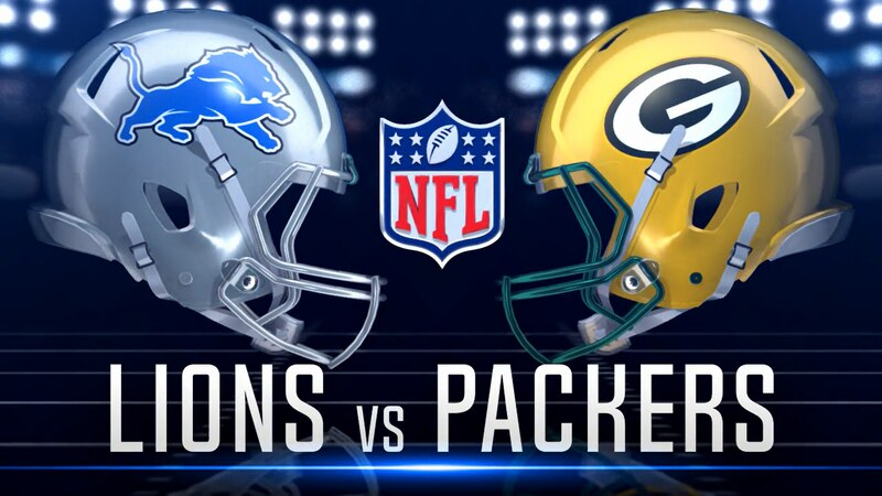 packers lions