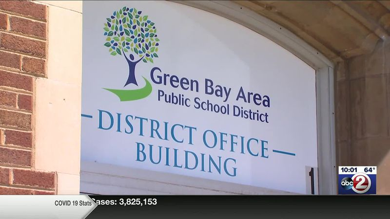 Green Bay school administrators look at revised hybrid learning model.