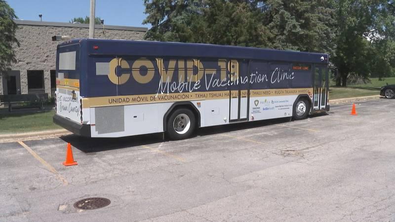 Mobile Covid-19 Vaccine Clinic Brown County