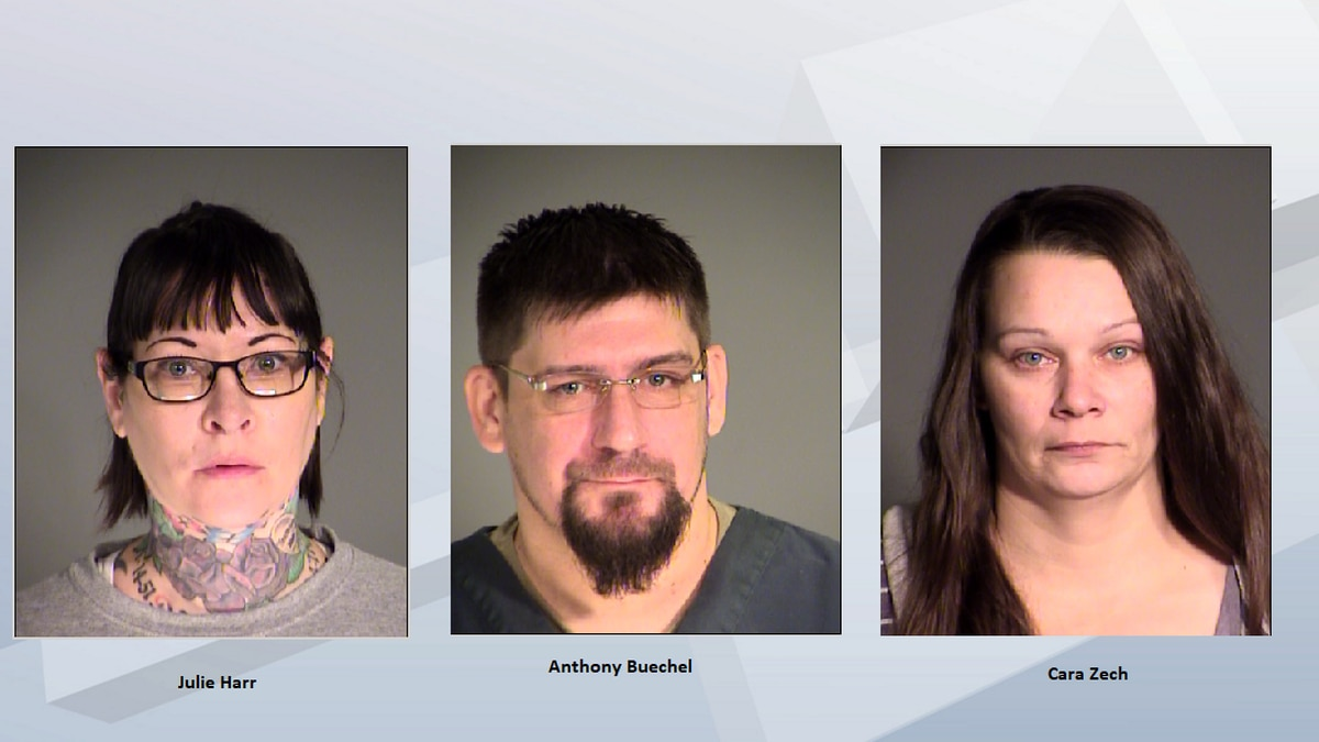 Cara Zech and Anthony Buechel were sentenced Tuesday for their roles in a death caused by a...