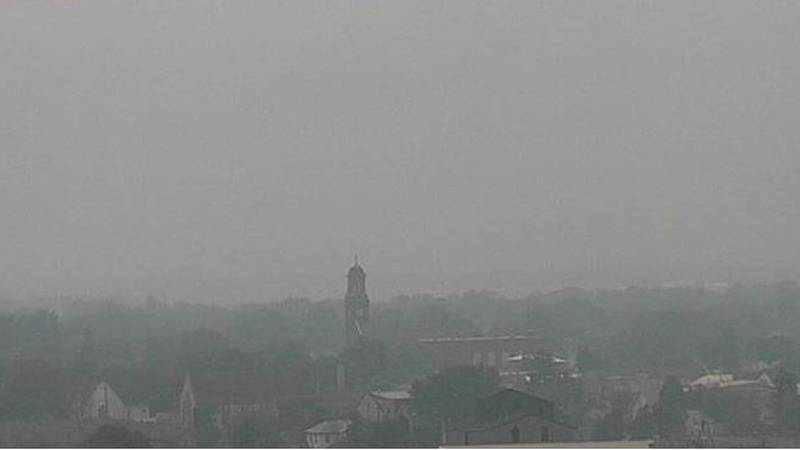 An air quality advisory has been issued for Wisconsin due to wildfire smoke coming from...