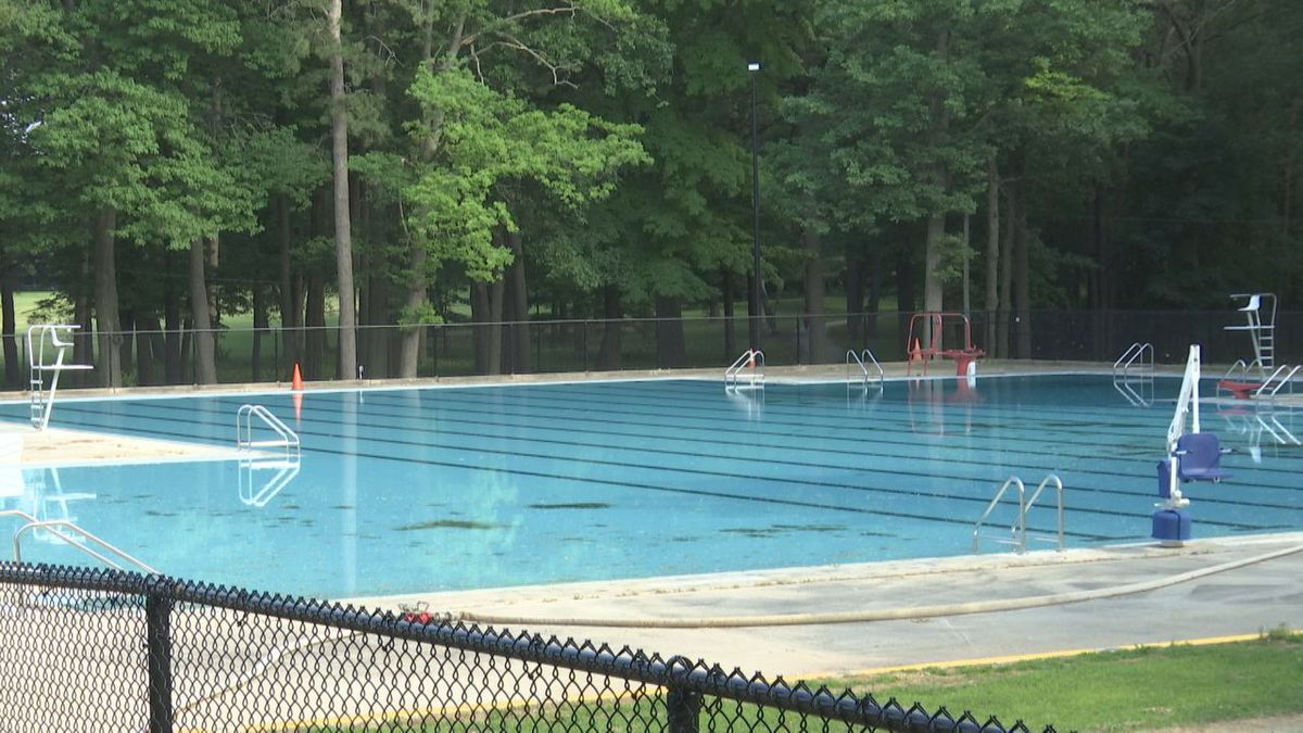 Colburn Pool is expected to reopen the first week of July and swim lessons could start on July 6.