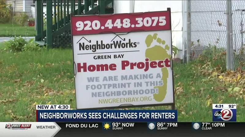 NeighborWorks Green Bay sign