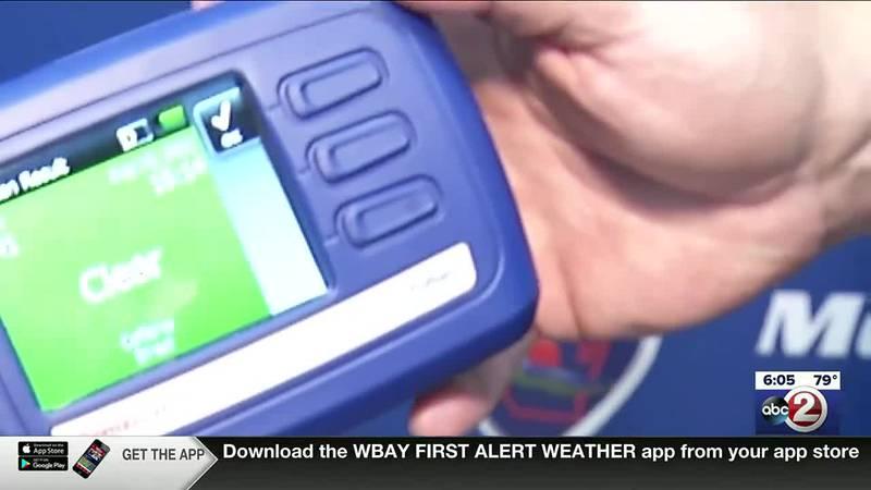 Menasha Police have new drug detecting device