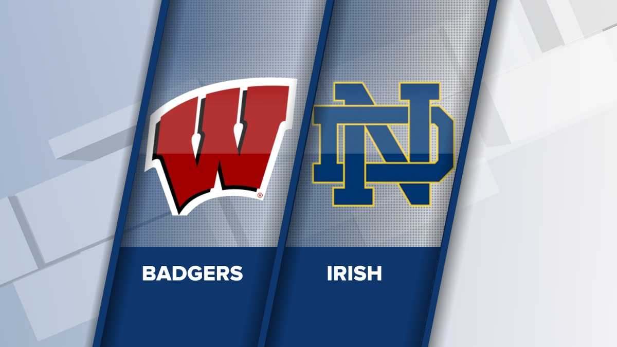 Wisconsin vs. Notre Dame will not take place on October 3rd at Lambeau Field after the Big Ten...