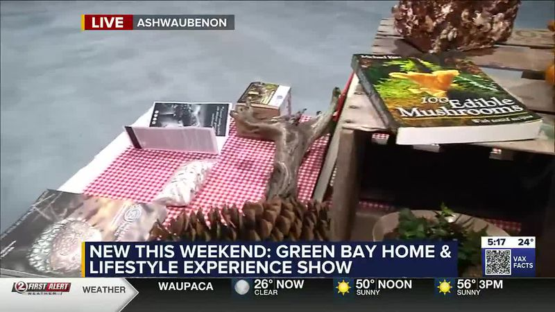 WATCH: Green Bay Home and Lifestyle Experiences Show preview