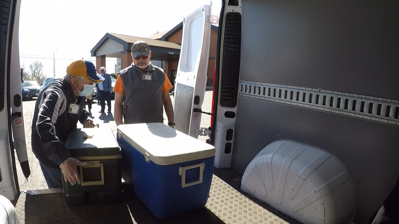 ADVOCAP delivers almost 800 meals a day in Winnebago Co.