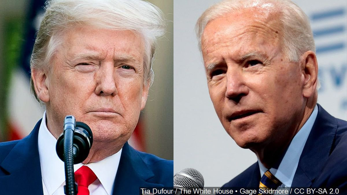 The first of three scheduled presidential debates between President Donald Trump and former...