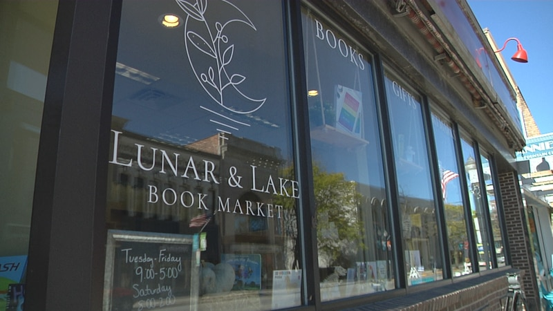 Lunar and Lake Book Market opens in Fond du Lac