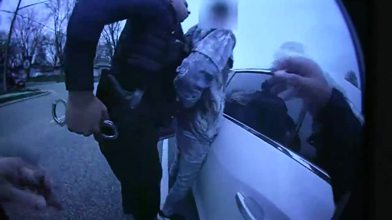 Police released bodycam video of a deadly officer-involved shooting in Minnesota, which they...
