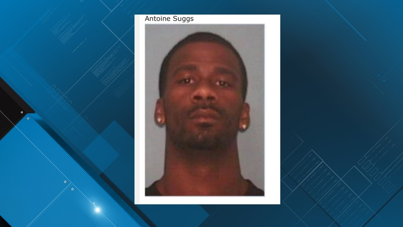 Antoine Suggs is a suspect in the deaths of 4 people found in Dunn County, Wis.