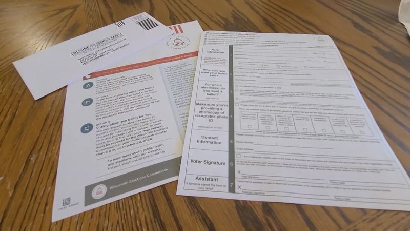 Wisconsin Election Commission mail