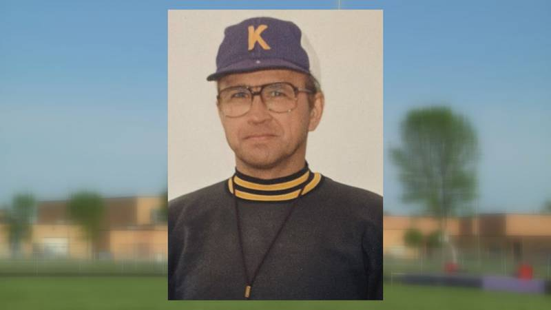 A head football coach for the Kewaunee Storm for 30 years.