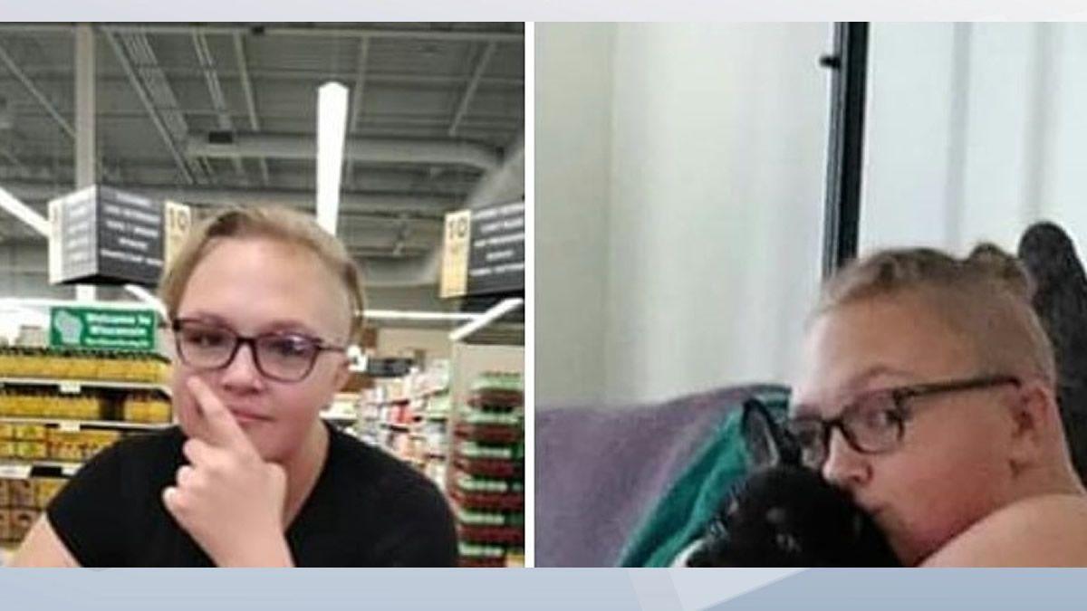 Photos of Cassandra Garza provided by Ripon Police Dept.