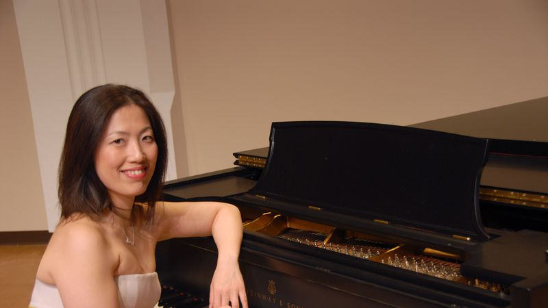 Yi-Lan Niu considers her singing talent a gift to share.