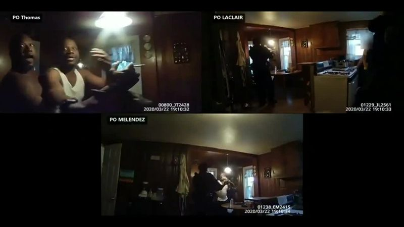 Ultimately, in a vote of 15 to 5, the grand jury decided not to charge three police officers...