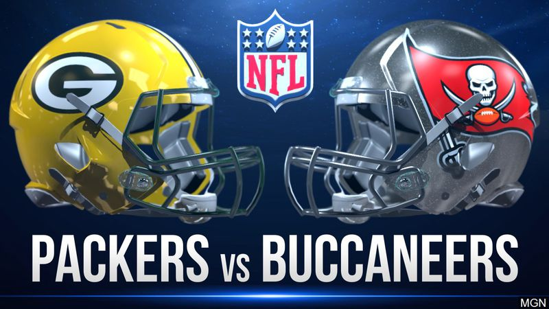 packers vs. buccaneers