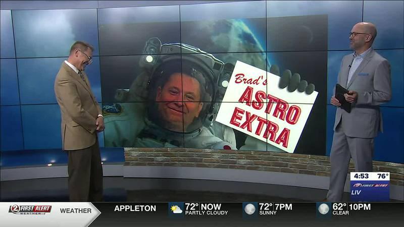 Brad's Astro Extra during 3 Brilliant Minutes