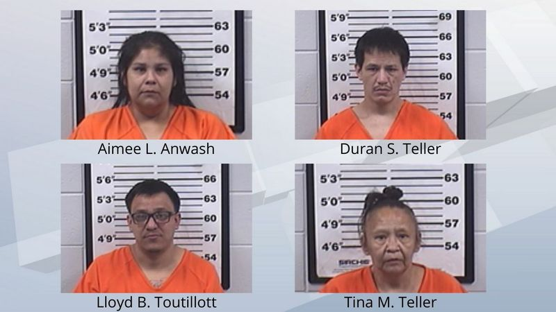 Forest County fentanyl arrests