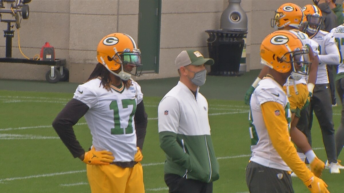 Davante Adams ready to return for Packers