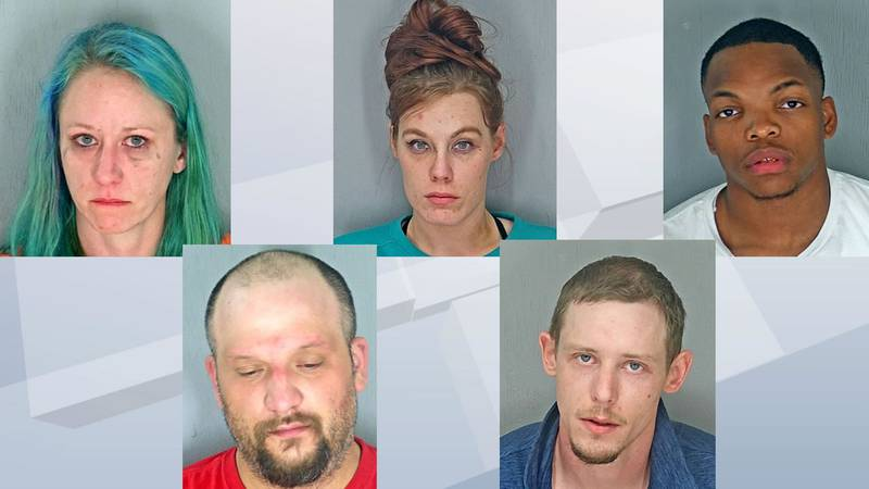 Five people were arrested for the drug overdose death of Jordan May in Waupaca County. Top...