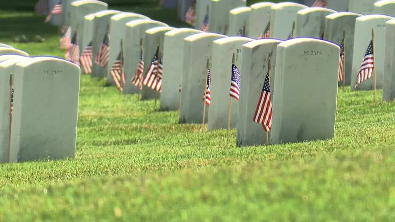 The nation pauses this weekend to remember the servicemen and women who made the ultimate...