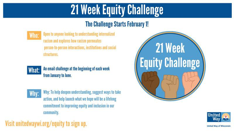 It's a way to better understand how inequity and racism affect people's lives and our...