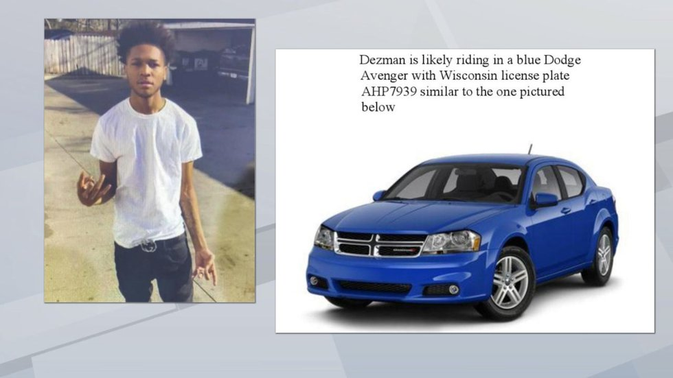Police are looking to talk to Dezman Ellis in connection with the deadly shooting at the Fox...