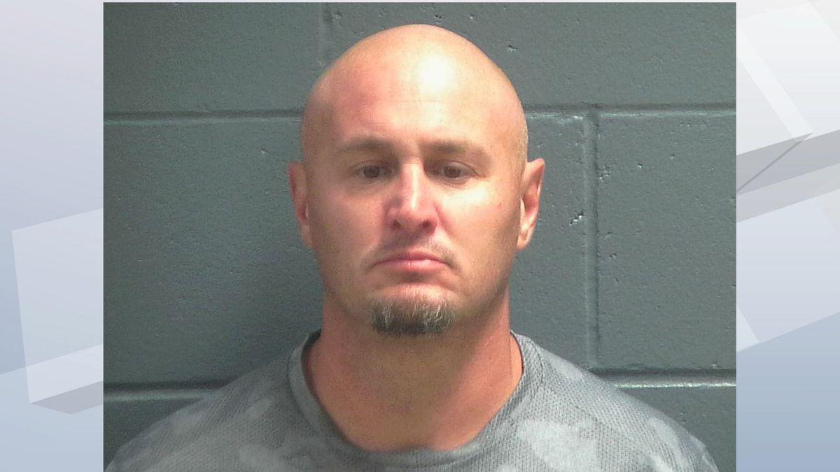 David San Roman, Photo: Oconto County Jail