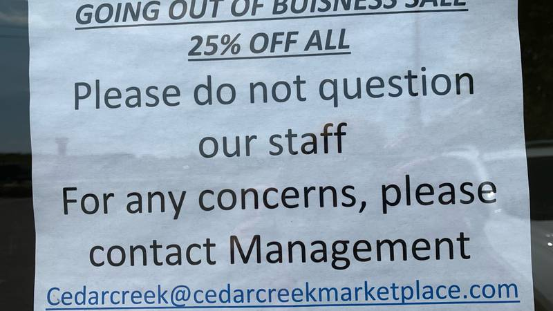 Employees are flustered by the coming closing, and even more so by the abundance of questions...