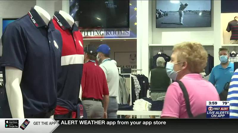 Ryder Cup Shop at Whistling Straits