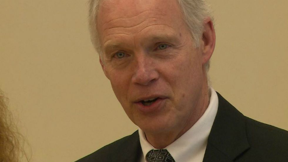 UpFront: Sen. Johnson discusses opposition to coronavirus relief bill, Wisconsin Senate leaders ready to call a special session