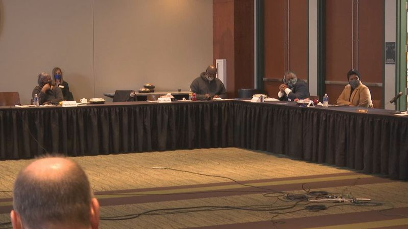 State task force on racial inequality met in Green Bay on Thursday.