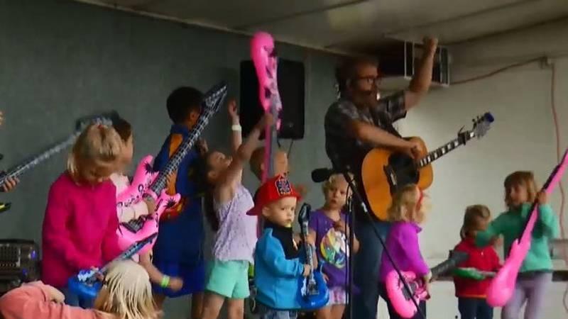 Kids' Day in Green Bay