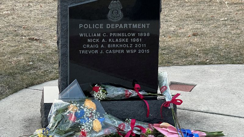 The ten-year anniversary of the death of Officer Craig Birkholz