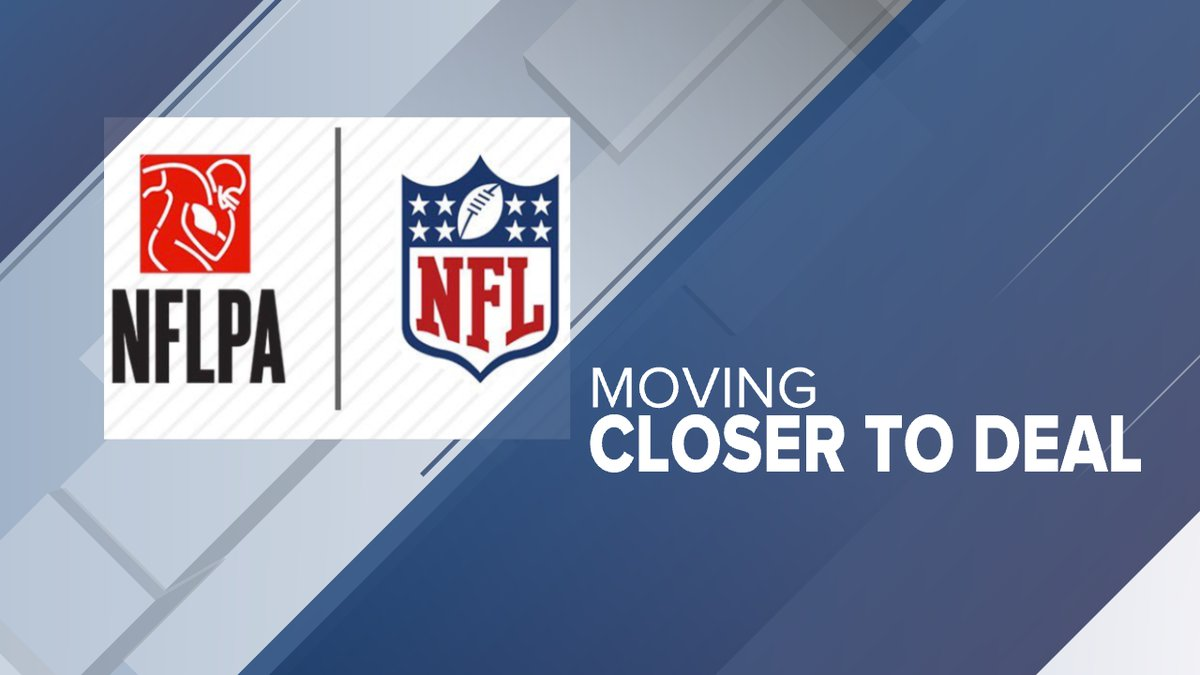 NFL and NFLPA move closer to deal to open training camps