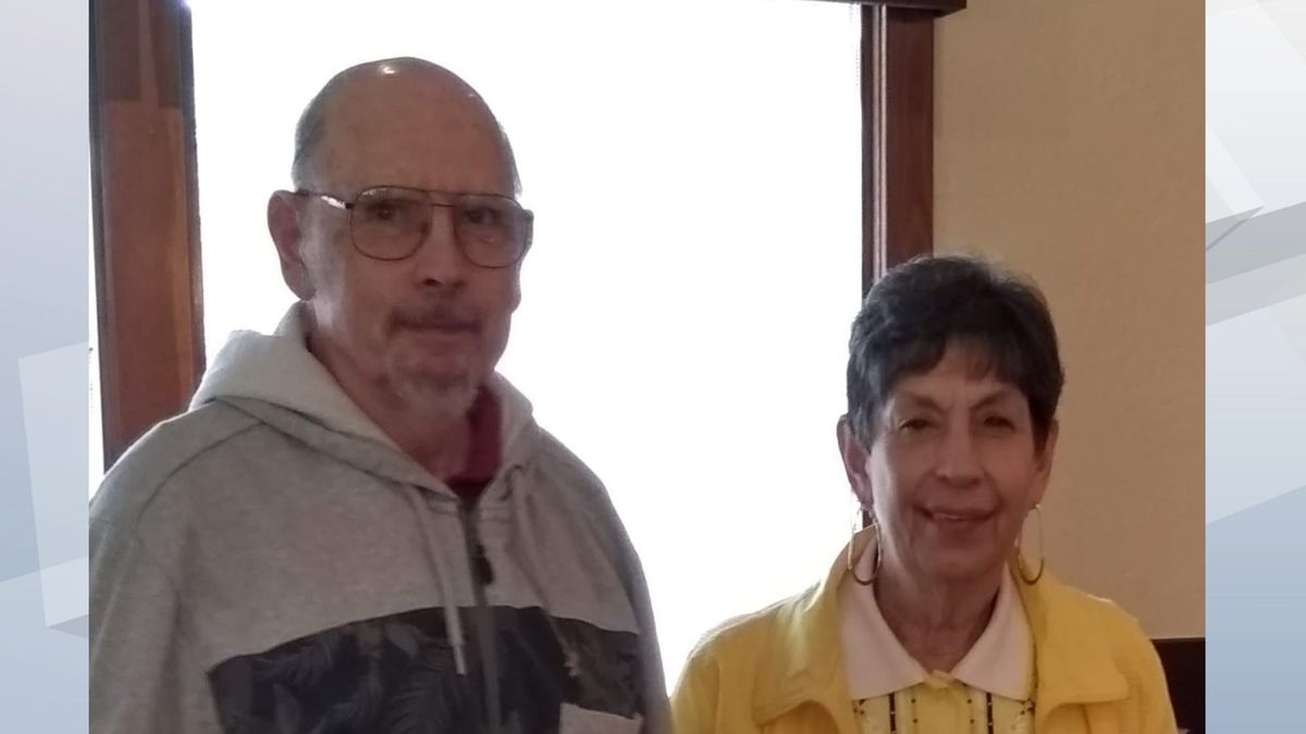 Dennis and Letha Kraus. Photo provided by Grand Chute Police Dept.