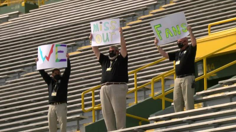 Packers prepare for Family Night
