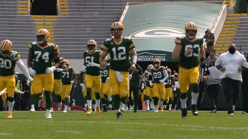 Packers Tunnel