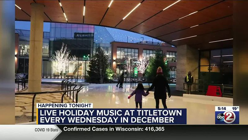 WATCH: Titletown's Sounds of the Season