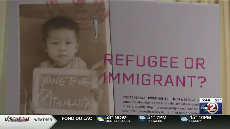 Immigration exhibit opens at Neenah Historical Society