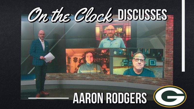 On the Clock: Will Aaron Rodgers return to the Packers in 2021?